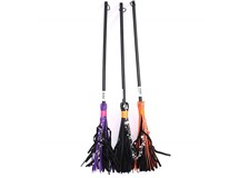 Witch Brooms Metallic Assorted