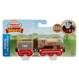 Thomas & Friends Wooden Railway Merlin The Invisible
