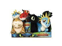 How To Train Your Dragon The Hidden World Plush Assorted