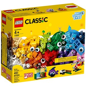 Lego Classic 11003 Bricks & Eyes
