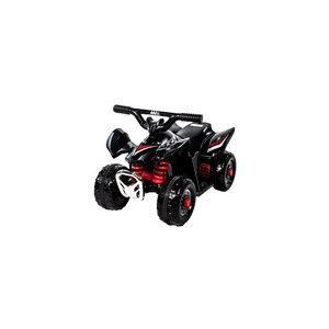 Yamaha Mini Quad Trax 6 Volt Electric Ride On Black