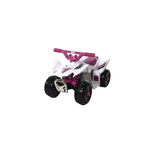 Yamaha Mini Quad Trx Atv 6 Volt Electric Ride On Pink