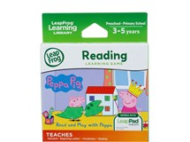 Leapfrog Learning Library Peppa Pig Learning Game
