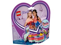 Lego Friends 41385 Emmas Summer Heart Box
