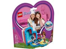 Lego Friends 41387 Olivias Summer Heart Box