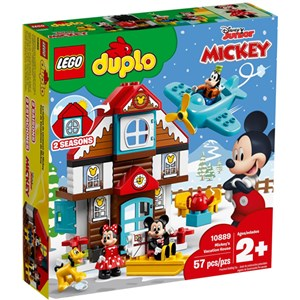 Lego Duplo 10889 Mickey's Vaction House