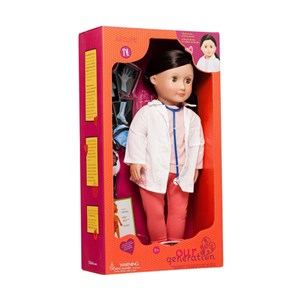 Our Generation Nicola Family Doctor Doll