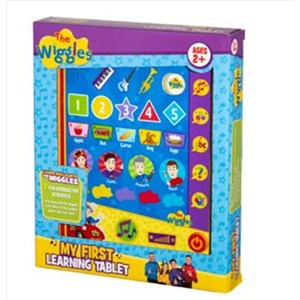 Wiggles My First Learning Tablet