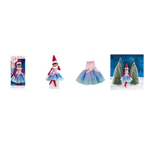 Elf On The Shelf Claus Couture Polar Pastel Princess Outfit