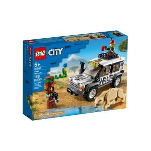 Lego City 60267 Safari Off-road