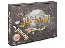 Jumanji The Game In Wood Box