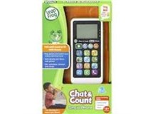 Leapfrog Chat & Count Smart Phone Assorted