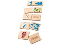 Plan Toys Numbers 1-10