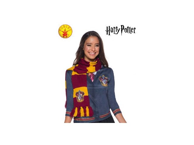 8fa19b2c3a5 D/UP ACCESSORIES | Harry Potter Gryffindor Deluxe Scarf One Size ...