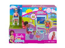 Barbie Club Chelsea Classroom Playset