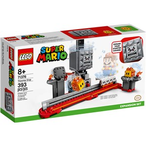 Lego Super Mario 71376 Thwomp Drop Expansion Set