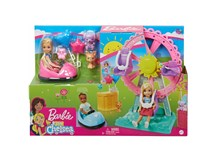 Barbie Club Chelsea Carnival Playset