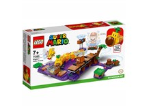 Lego Super Mario 71383 Wigglers Poison Swamp Expansion Set