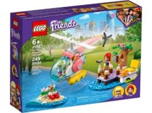Lego Friends 41692 Vet Clinic Rescue Helicopter